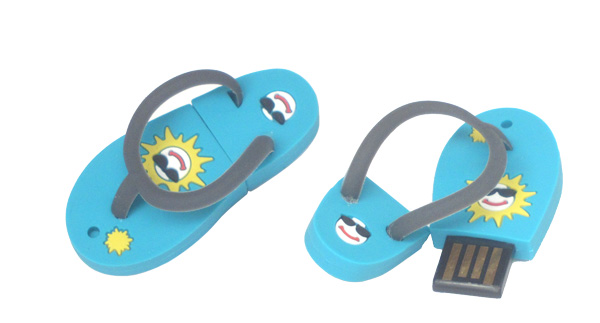 USB Flip Flop Flash Drive