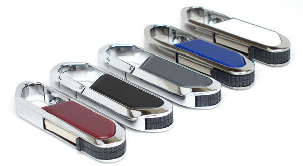 Carabiner USB Flash Drives